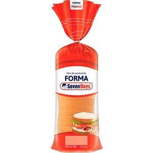 Pão de Forma Seven Boys 450g
