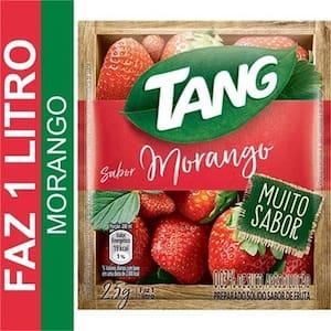 Refresco em Pó Tang Morango 25g