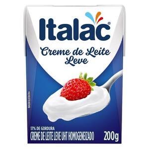 Creme de Leite Italac 200g