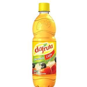 Suco Concentrado Dafruta Cajú 500ml