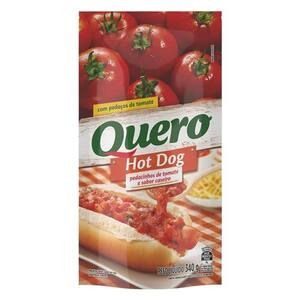 Molho de Tomate Quero Hot Dog 340g