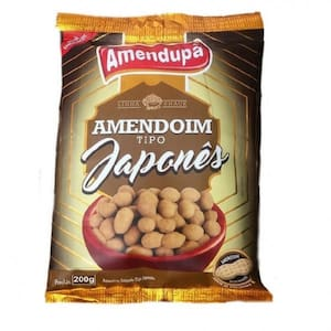Amendoim Japones Amendupa 200g