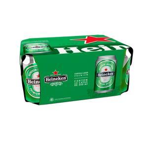 Heineken Cx Lata