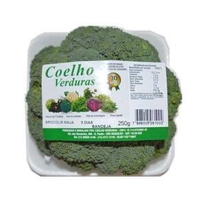 Brócolis Hibrido Embalagem 250g