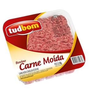 Carne Moída Bovina Tudbom Congelada 500g