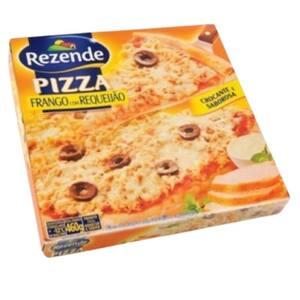 Pizza Frango com Requeijao Rezende 460g