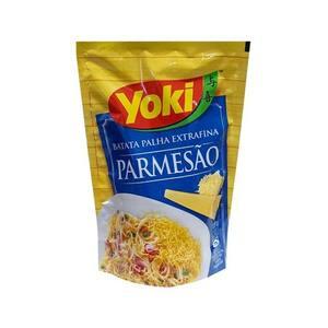 Batata Palha Yoki Extra Fina Parmesão 100g