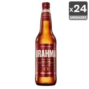 Combo Brahma Duplo Malte 600ml