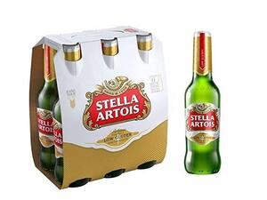 Cerveja Stella Artois sem Glúten 330ml 1 unidade