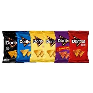 Combo 6x Doritos