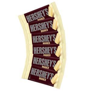 Combo Hershey'S Chocolate Branco
