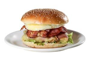 X bacon