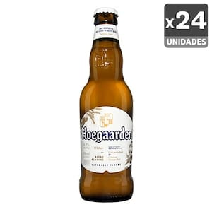 Combo Hoegaarden White 330ml