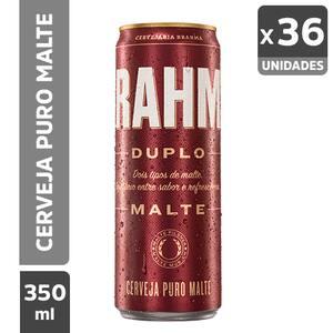 Combo Brahma Duplo Malte 350ml