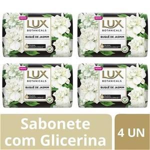 Sabonete Lux Buquê de Jasmim 85g Barra 4un