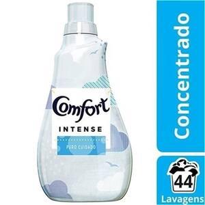 Amaciante Concentrado Comfort Intense Puro Cuidado 1 L