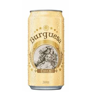 Cerveja Burguesa Lata 269ml