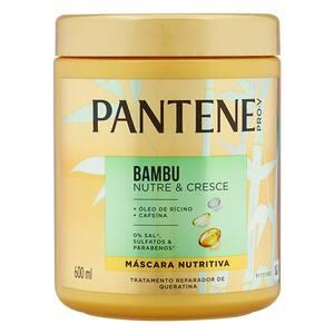 Creme Trata Pantene Bambu Nutre 600ml