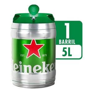 Cerveja Heineken Barril 5l