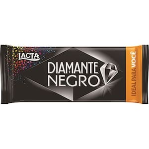 Chocolate Lacta Diamante Negro 90g