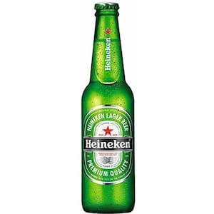 Cerveja Heineken Puro Malte Long Neck 330 Ml