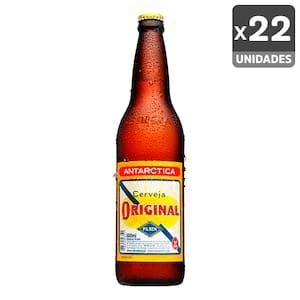 Combo Cerveja Original Antarctica