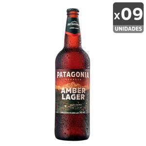 Combo Cerveja Patagonia Amber Lager