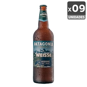 Combo Cerveja Patagonia Weisse