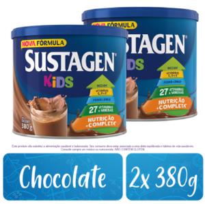 Combo Sustagen Kids Chocolate 380g