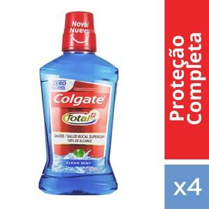 Enxaguante Bucal Colgate Total 12