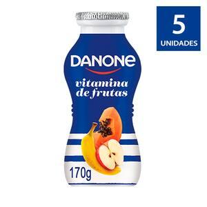 Combo Danone Vitamina de Frutas 170g