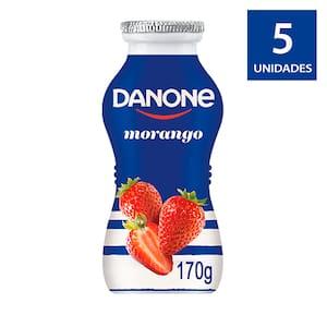 Combo Danone Morango 170g