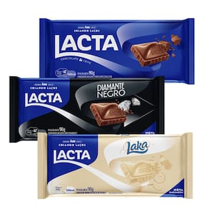 Combo Chocolates Lacta