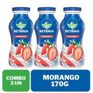 Combo Iogurte Parc Desn Morango 170g