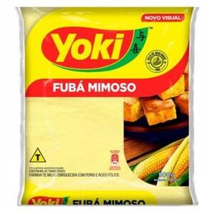 Fubá de Milho Mimoso Yoki 500g