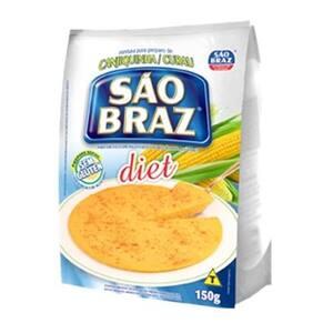 Canjiquinha São Braz Diet 150G