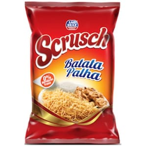 Batata Palha Scrusch Embalagem 140g