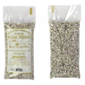Cascalho Aragonita Aqua Pedras 1kg