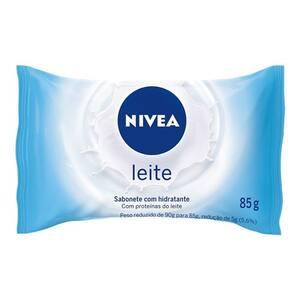 Sabonete Nivea Proteínas do Leite Embalagem 85g