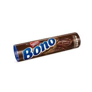 Biscoito Bono Recheado Chocolate 126g