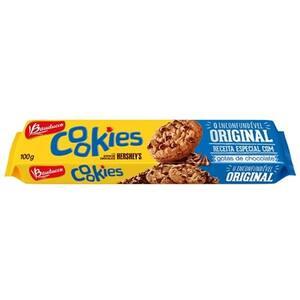 Biscoito Cookies Bauducco Original 100g