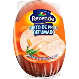 Peito de Peru Defumado Rezende