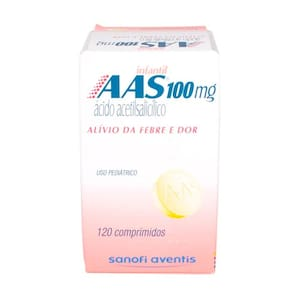 A a S Inf 100mg 120 Cprs
