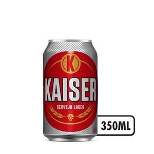 Cerveja Kaiser 350ml