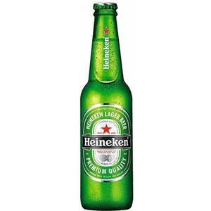 Cerveja Heineken Puro Malte Long Neck 330 Ml