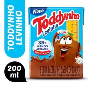 Bebida Láctea Toddynho Levinho 200ml