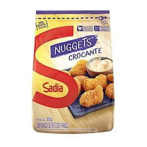 Nuggets de Frango Sadia Crocante 300g