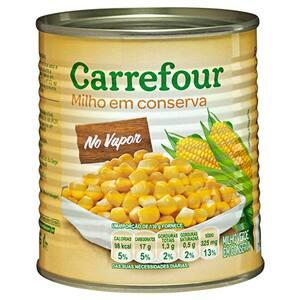 Milho Verde em Conserva Carrefour 200g