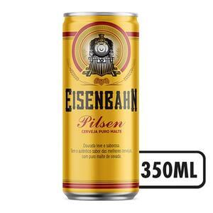 Cerveja Eisenbahn Pilsen 350ml