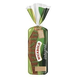 Pão de Forma Integral Wickbold Pacote 450g